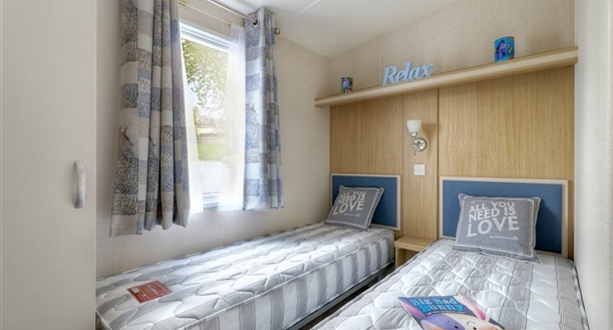 Sandycove - 2019 Victory Echo Twin Bedroom