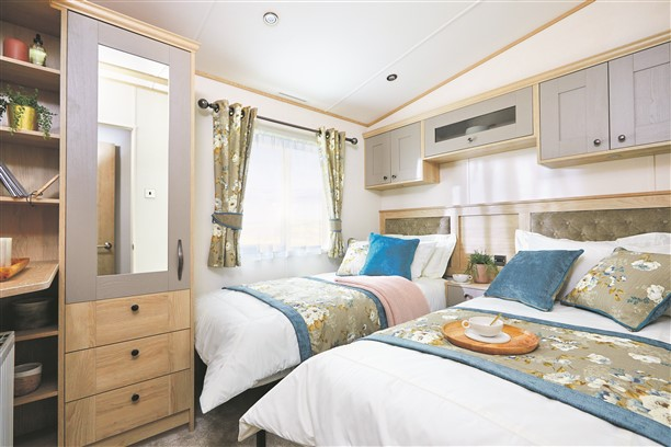 Sandycove - 2019 ABI Beaumont Twin Bedroom