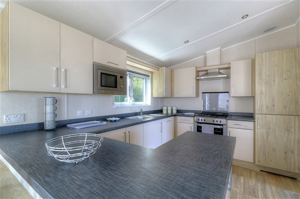 Sandycove - 2019 Victory Beechwood Kitchen