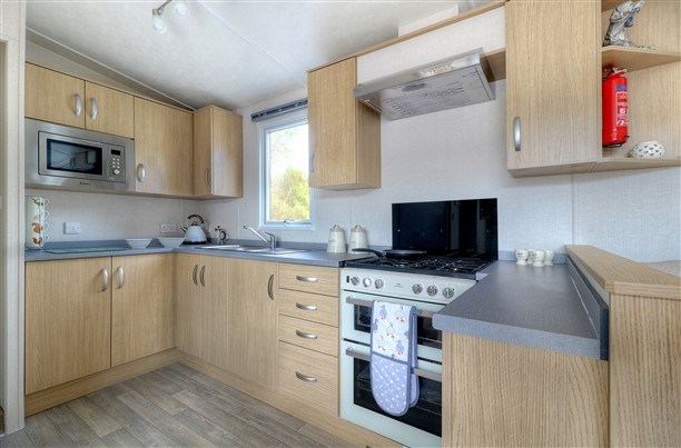 Sandycove - 2019 Victory Belmor CL Kitchen