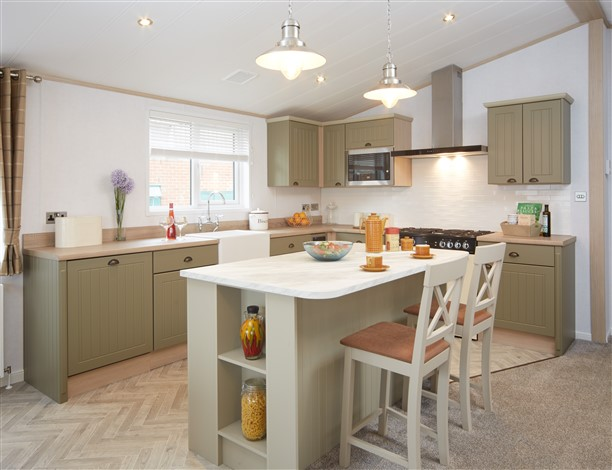 Sandycove - 2019 Atlas Debonair Kitchen