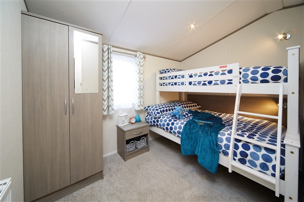 Sandycove - 2019 Atlas Family Van Triple Bedroom