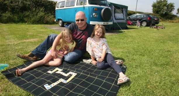 Touring Caravan Sites Northern Ireland - Sandycove