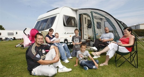 Touring Caravan Sites in the UK